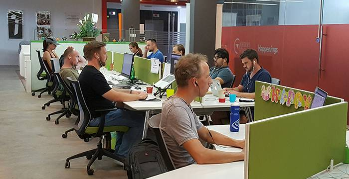 iCube Coworking