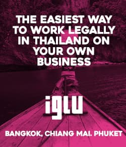 IGLU is the easiest way to work in Thailand