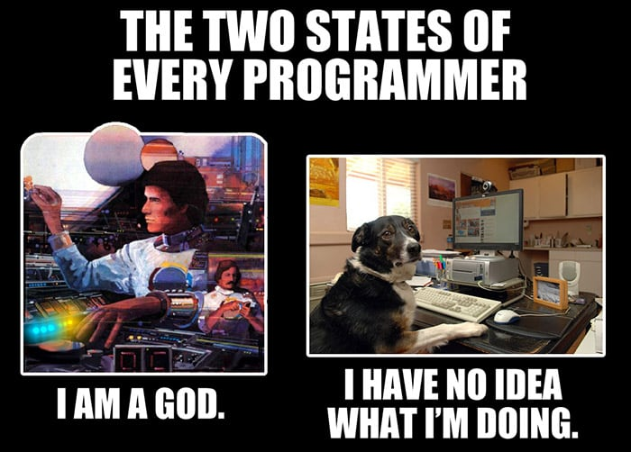 Coding meme